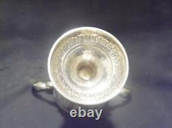 1934 Nouveau DecoSterling Silver Gold WashCity of London SchoolTCOTrophy Cup