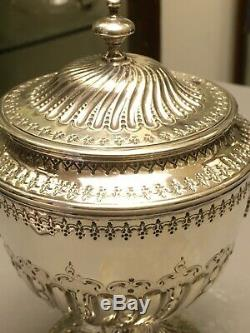 A George III Silver Cup & Cover, London 1798-99 by William and Peter Bateman