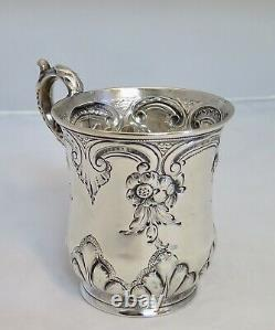 American Sterling Silver Toasting Cup by R. Rait