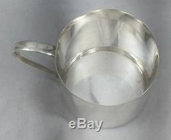 Beautiful Tiffany & Co Sterling Baby Cup- 2 3/8