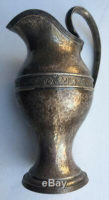 Billionaire Howard Hughes 1927 Hollywood Golf Trophy Cup Sterling Silver 925