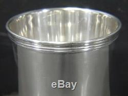 CARTIER Sterling Silver MINT JULEP CUP No Mono 10125-1 #1 Goblet