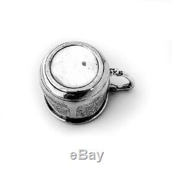 Engraved Peter Pan Baby Childs Cup Webster Sterling Silver 1920