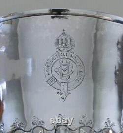 George I Sterling Silver Loving Cup 1726 London Timothy Ley
