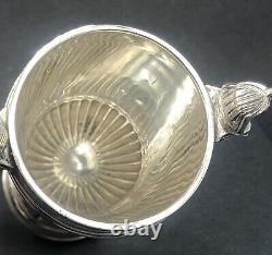Good quality sterling silver cup / trophy For salesmanship Sheffield 1955
