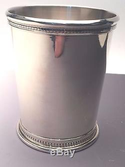 Kentucky Derby Julep Cup, Sterling Silver, BRAND NEW