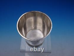 Number 86 by Fisher Sterling Silver Mint Julep Cup Monogram R (#4578)