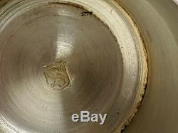 ONE Only A Thimble Full Circa 1890's Sterling Silver Simons Bros Jigger Shot Cup