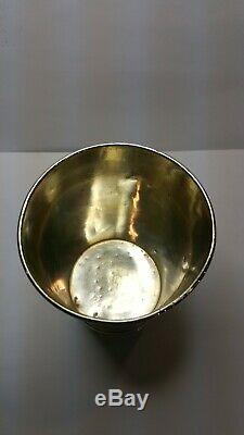 Old Kentucky Mint Julep Cup by Frank Whiting 3-5/16 Smaller than usual 46
