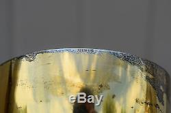 + Old Traditional Gothic Chalice in Case + (Cup Sterling Silver) + (#FC122)