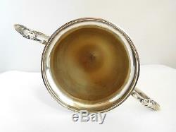 Quality English Sterling Silver Family Cup Overall Trophy Birmingham 1933