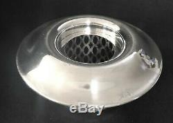RARE Antique Tiffany/Limoges Silver/Porcelain Cup with Spoon