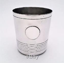 Rare Taxco William Spratling Sterling Silver Mid Century Tumbler Julep Cup