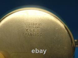 Reed & Barton X568 Francis I Sterling Baby Cup 2.5 H