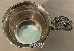 Reed and Barton Sterling, Francis 1, I, Baby Cup, No Monogram, x567