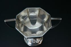STERLING SILVER SPANISH TROPHY CUP from San Sebastian 1916