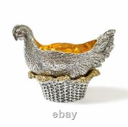 Silver Egg Cup Chicken