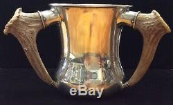 Sterling Alpine Golf Club Trophy Cup, Fitchburg, Mass. Awarded To Alvah Crocker