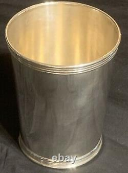 Sterling Silver Mint Julep Cup (NOT MONOGRAMMED)