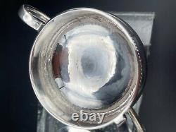 Sterling Silver Two Handled Loving Cup/Trophy + Lid Hallmarked c1929 Goldsmiths