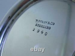Sterling TIFFANY & CO Mint Julep Cup no. 2940 no mono mint cond