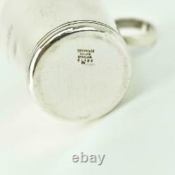 TIFFANY & CO Solid Sterling Silver 0.925, Baby Cup