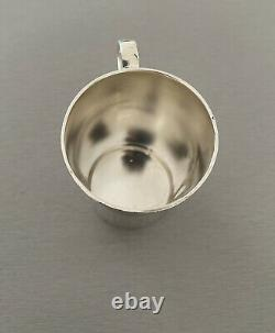 Tiffany & Co Makers Sterling Silver Baby Cup