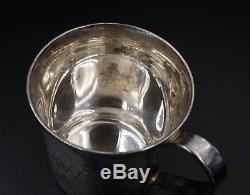 Tiffany & Co. Makers Sterling Silver Classic Baby Cup 23245 2.25 $500 M592