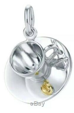 Tiffany Amp Co Paloma Picasso Espresso Cup Charm Sterling