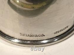 Tiffany & Co Sterling Silver Bamboo Pattern Jigger Shot Cup 4.75 85g Hennage