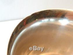 Tiffany & Co. Sterling Silver Beaker Or Cup, Hand Engraved 111 10-23-68