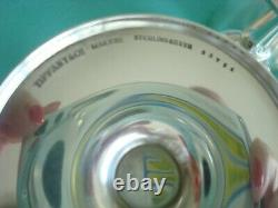 Tiffany Sterling Silver Goblet Cup Wine Water Barware Set Of 8 Fabulous