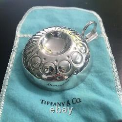 Tiffany co sterling silver sommelier cup