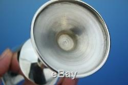 VINTAGE MAPPIN & WEBB STERLING SILVER GOBLET CUP BIRM 1976 194.6g