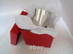Vintage Adorable Tiffany Sterling Silver- Child Baby Cup Nice Gift Worthy