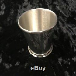 Vintage Solid Sterling Silver Derby Mint Julep Cup 78