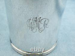 Vintage Sterling Silver Derby Mint Julep Cups by Harry McCord Kentucky-with MONO