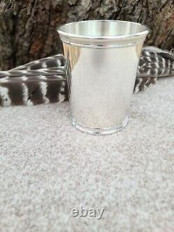 Wakefield Scearce Sterling Silver Mint Julep Cup JEC Excellent Condtion