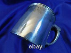 Wallace #3084 Sterling Silver Drinking Cup Excellent Condition Mono A
