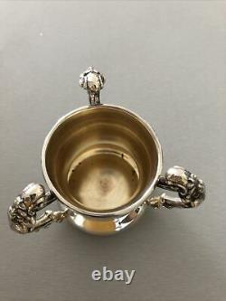 William Kerr Sterling Silver Throphy/Cup